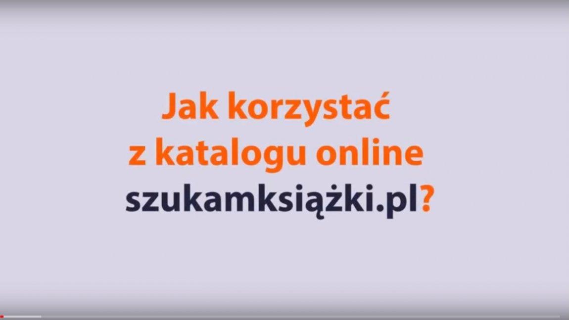 Jak korzystać z katalogu online